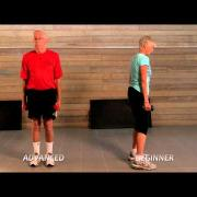 Backward Lunge
